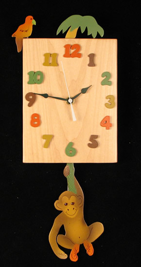 platypus pendulum clocks